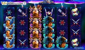 Khám phá cách chơi Arctic Valor Slot Game hấp dẫn tại W88