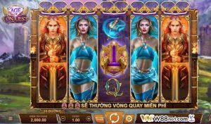 Hướng dẫn cách chơi Age of conquest Slot Game tại nhà cái