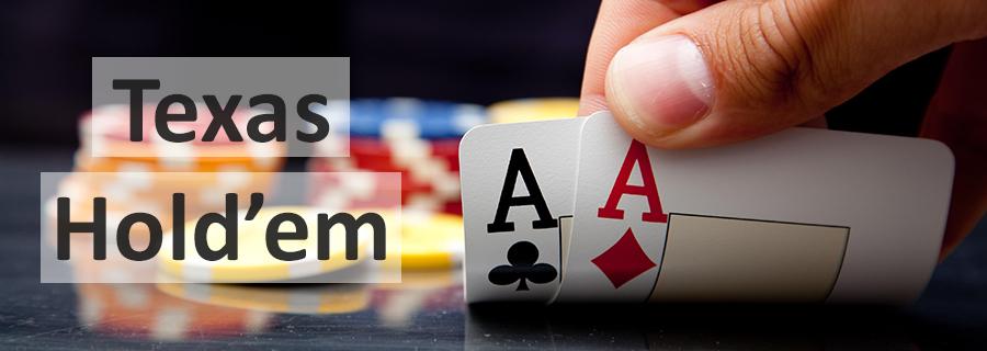 Texas Hold'em cơ bản & cách chơi một ván poker