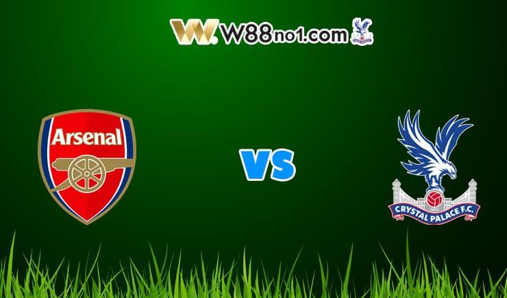 Soi kèo tỷ số trận Arsenal vs Crystal Palace, 03h00