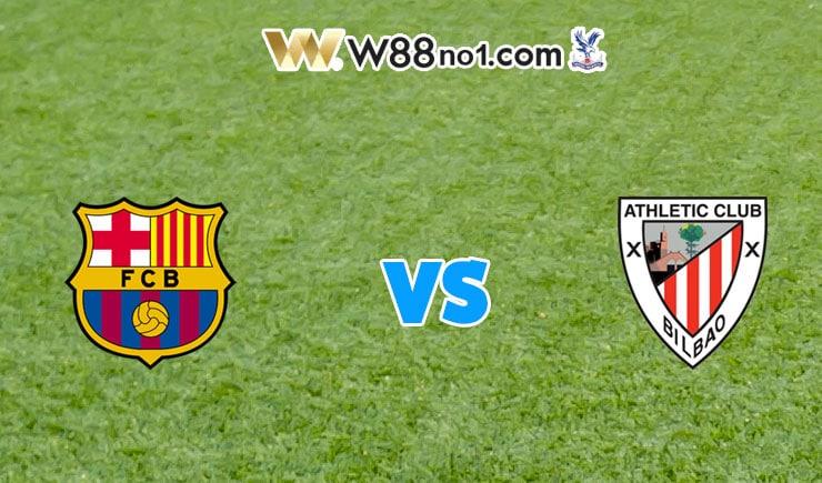 Soi kèo trận Barcelona vs Athletic Bilbao, 03h00 – 01/02/2021