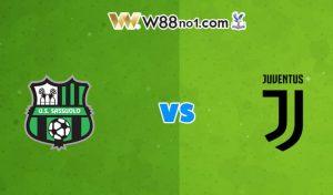 Soi kèo nhà cái trận Juventus vs Sassuolo, 02h45 – 11/01/2021
