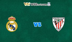 Soi kèo trận Real Madrid vs Athletic Bilbao, 03h00