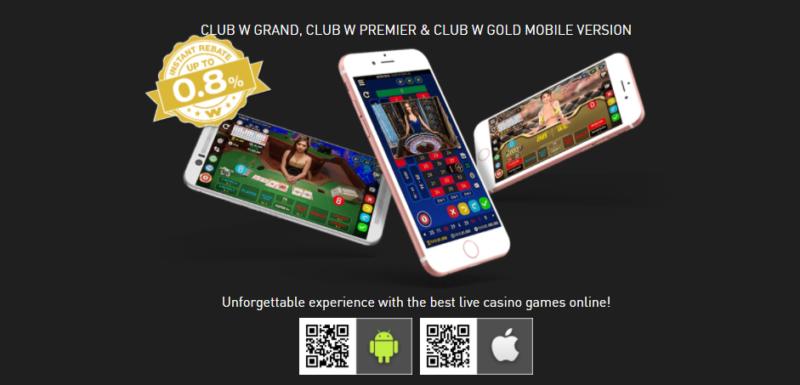 Best Australia Live Dealer Games Online Available In W88