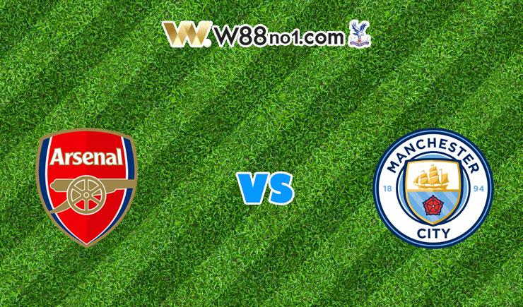 soi kèo Arsenal vs Manchester City