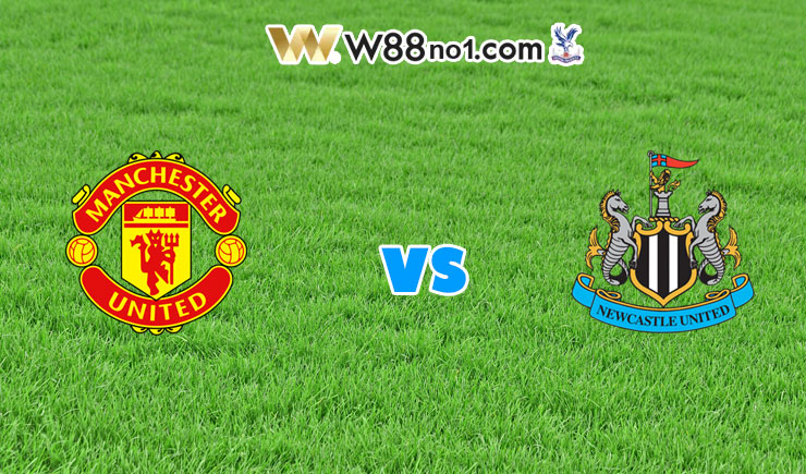 Soi kèo trận Manchester United vs Newcastle, 02h00