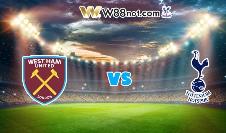 Soi kèo nhà cái trận West Ham vs Tottenham, 19h00