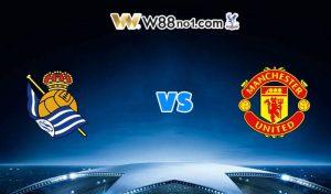 Soi kèo trận Real Sociedad vs Manchester United, 00h55