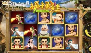 Khám phá cách chơi 7 Brothers Slot