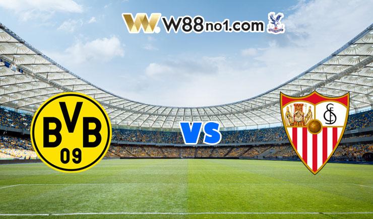 soi kèo Dortmund vs Sevilla