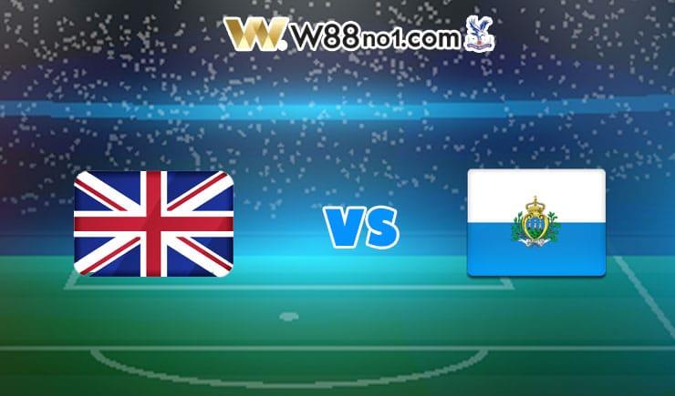 soi kèo Anh vs San Marino