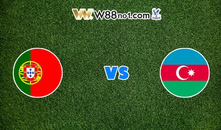 Soi kèo tỷ số trận Bồ Đào Nha vs Azerbaijan, 02h45