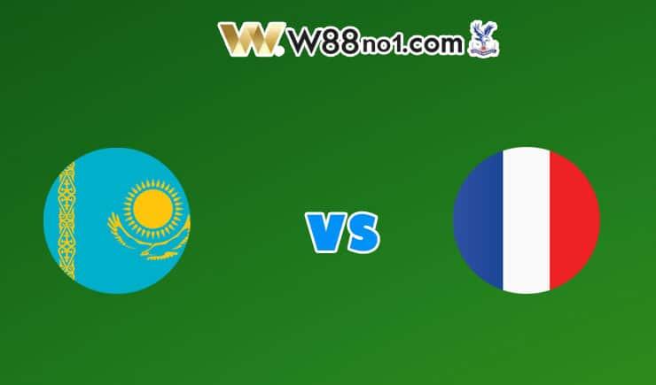 soi kèo Kazakhstan vs Pháp