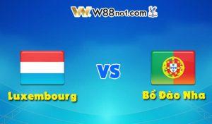 Soi kèo tỷ số trận Luxembourg vs Bồ Đào Nha, 01h45