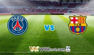 Soi kèo tỷ số nhà cái trận PSG vs Barcelona, 03h00