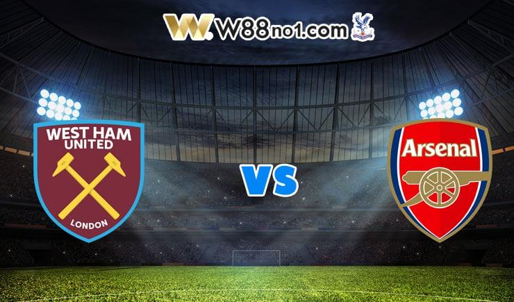Soi kèo nhà cái trận West Ham vs Arsenal, 22h00
