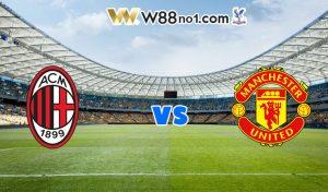 Soi kèo trận AC Milan vs Manchester United, 03h00