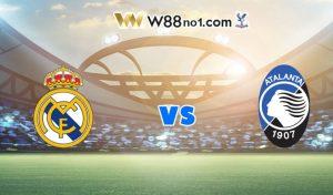 Soi kèo nhà cái trận Real Madrid vs Atalanta, 03h00