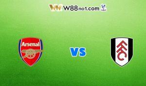 Soi kèo bóng đá trận Arsenal vs Fulham, 19h30