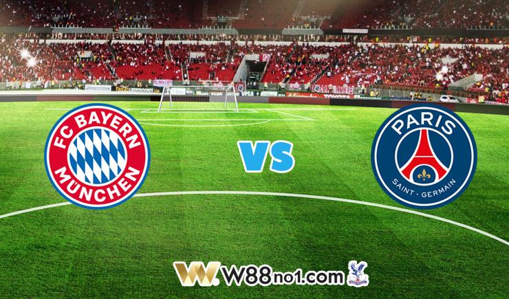 Soi kèo tỷ số trận Bayern Munich vs PSG, 02h00