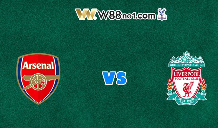 soi kèo Arsenal vs Liverpool