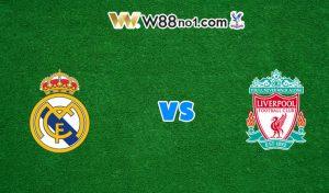 Soi kèo tỷ số trận Real Madrid vs Liverpool, 02h00